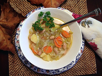 Nutrition and Healing: Mighty Cabbage Soup Recipe | Dianna Bonny