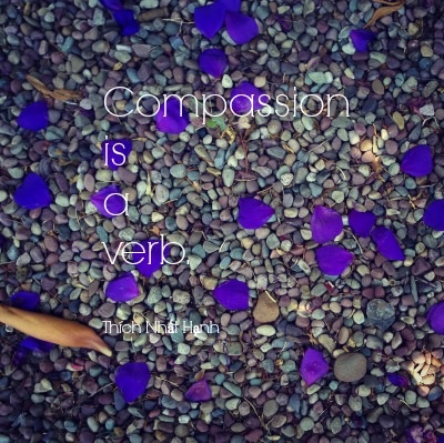 compassion is a verb | Dianna Bonny Photography