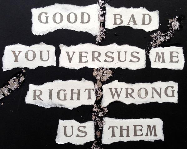 good vs bad | Dianna Bonny Photography