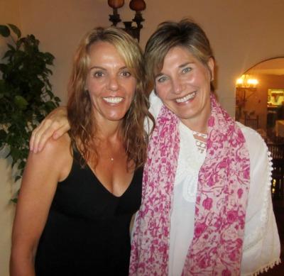 Jen Louden and Dianna Bonny