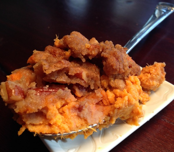 sweet potato pie spoonful | Dianna Bonny Photography