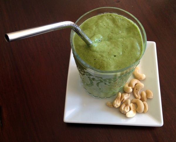 Photo of a green smoothie   Dianna Bonny Photography