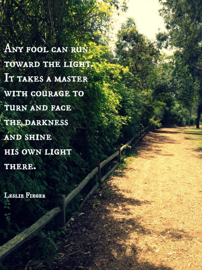 shine light quote | Dianna Bonny Photography