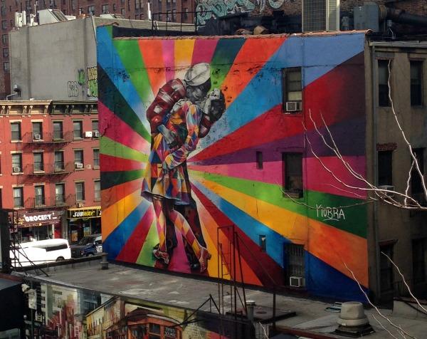 nyc graffiti | Dianna Bonny Photography