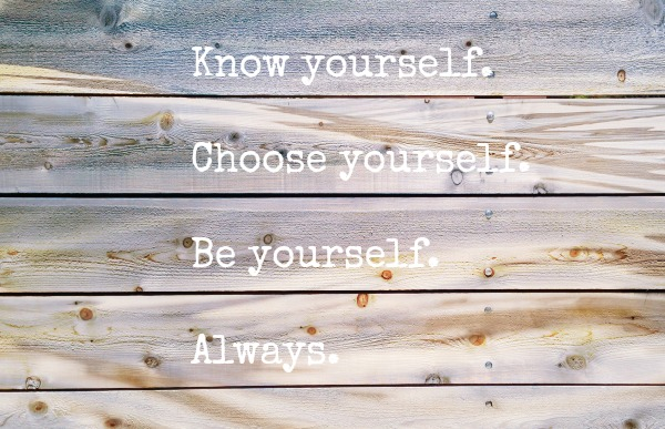 know yourself | Dianna Bonny Photography