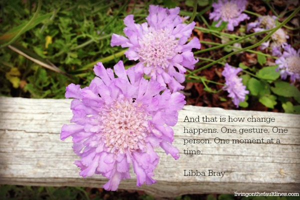 Libba Bray quote photo | by Dianna Bonny