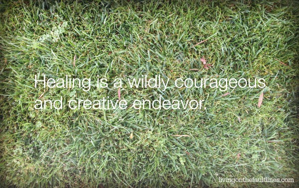 healing quote photo | Dianna Bonny Photography