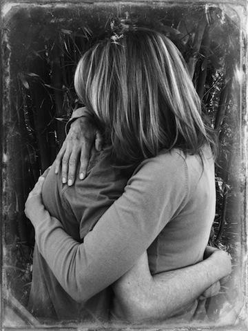hug connection