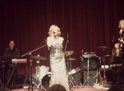 Dianna Bonny singing