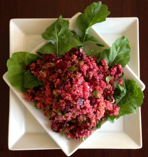 quinoa tabbouleh recipe   Dianna Bonny Photography