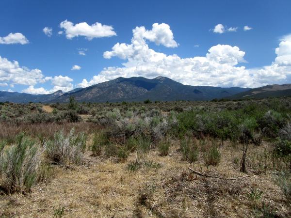 Taos mountain   Dianna Bonny Photography