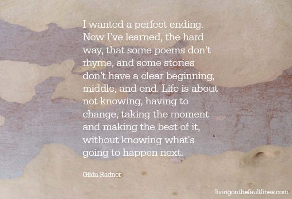 Gilda Radner quote photo | Dianna Bonny Photography