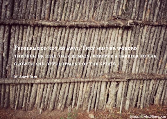 M. Scott Peck Quote Photo | Dianna Bonny Photography