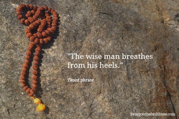 Taoist Breathing quote photo | Dianna Bonny Photography