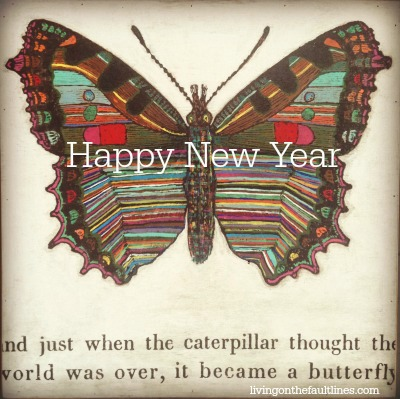 Happy New Year quote photo | Dianna Bonny Photography