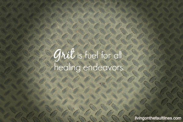 healing grit photo | Dianna Bonny photography
