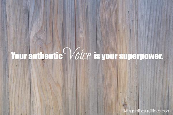 authentic voice | Dianna Bonny Photography